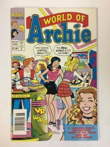 WORLD OF ARCHIE (1992)19 VF-NM Jun 1996 COMICS BOOK