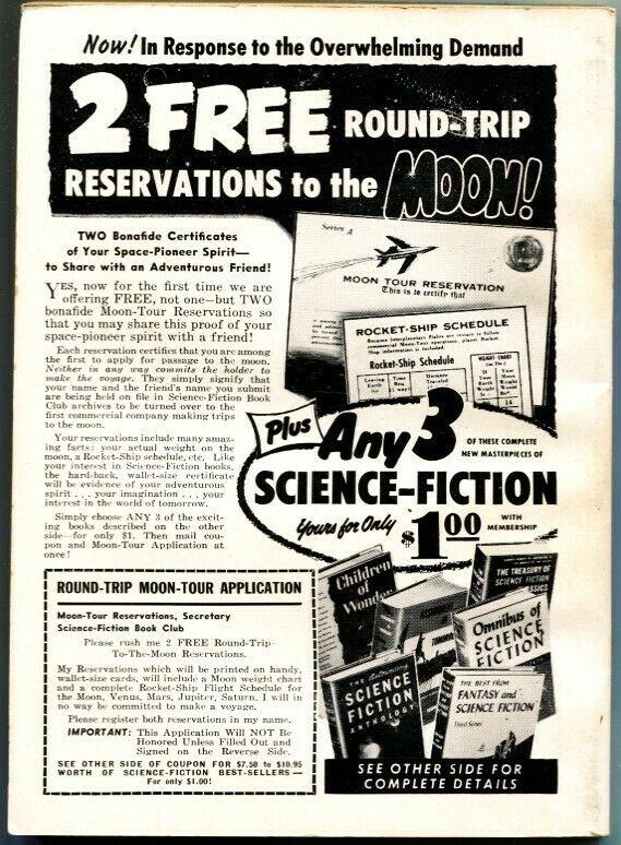 FANTASTIC UNIVERSE SCIENCE FICTION-Jan 1956-Pulp-LESTER DEL REY-PHILIP K DICK