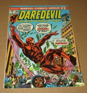 Daredevil #109 FN/VF Marvel Bronze Age Comic Book Black Widow/Beetle Appearance