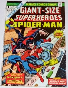 Giant Size Super-Heros #1 (6.5)