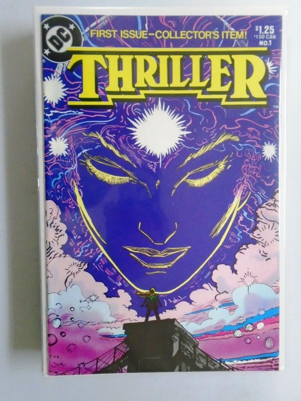 Thriller, Set:#1-12, 8.0/VF (1983)