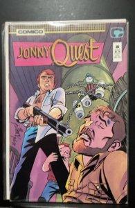Jonny Quest #20 (1988)
