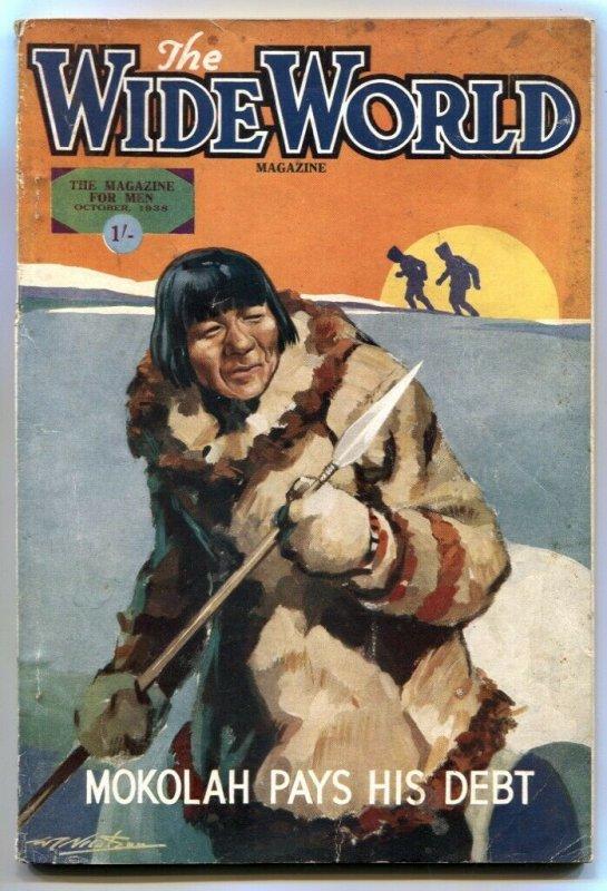 The Wide World Pulp October 1938- Mokolah Pays His Debt