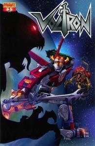 Voltron (Dynamite, Vol. 1) #3B VF/NM; Dynamite | save on shipping - details insi