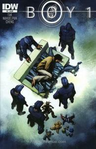 Boy-1 #2 VF; IDW | save on shipping - details inside