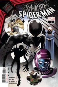 Symbiote Spider-Man: King in Black #1, NM + (Stock photo)