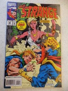 DR. STRANGE SORCERER SUPREME # 59 MARVEL FANTASY ADVENTURE