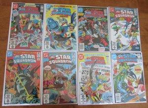 All-Star Squadron Comics Set # 1 - 67 + 3 Annual (70 DIFF) - 8.0 VF - (1981-87)