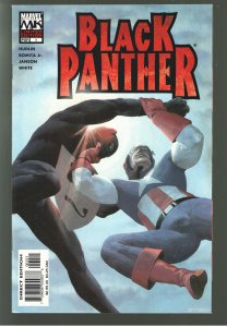 Black Panther #1 LIMITED EDITION VARIANT 2005 SERIES NM/MT MOVIE
