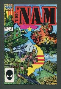 The Nam #1  /  7.0 FN/VFN  / December 1986