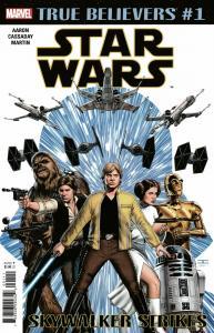 True Believers Star Wars Skywalker Strikes #1 (Marvel, 2019) NM