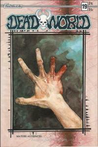 Deadworld (Vol. 1) #19A VF; Arrow | save on shipping - details inside