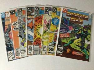 Booster Gold 2-6 8-12 17 22-25 Lot Fn-vf Fine-very Fine 6.0-8.0 Dc Comics