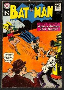 Batman #147 VG+ 4.5