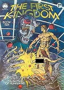 First Kingdom, The #10 VF/NM; Comics and Comix | save on shipping - details insi