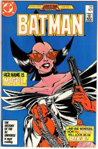 BATMAN 401 (2ND PRINT) FN  1986