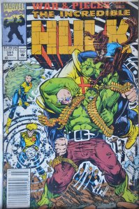 The Incredible Hulk #391 (1992)