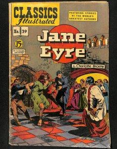 Classics Illustrated #39 (1947)