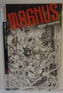 Magnus, Robot Fighter #2 Variant 2nd Printing
