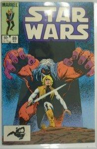 Star Wars #89 - 4.0 VG - 1984
