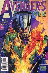 Avengers Forever #8 VF/NM; Marvel | save on shipping - details inside