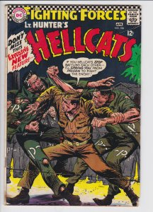 Our Fighting Forces #106 (Apr 1967) 4.0 VG DC