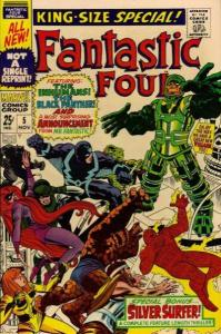 Fantastic Four (1961 series) Special #5, VG- (Stock photo)