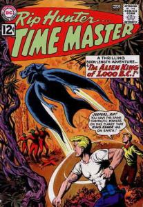 Rip Hunter…Time Master #9 VG; DC | low grade comic - save on shipping - details