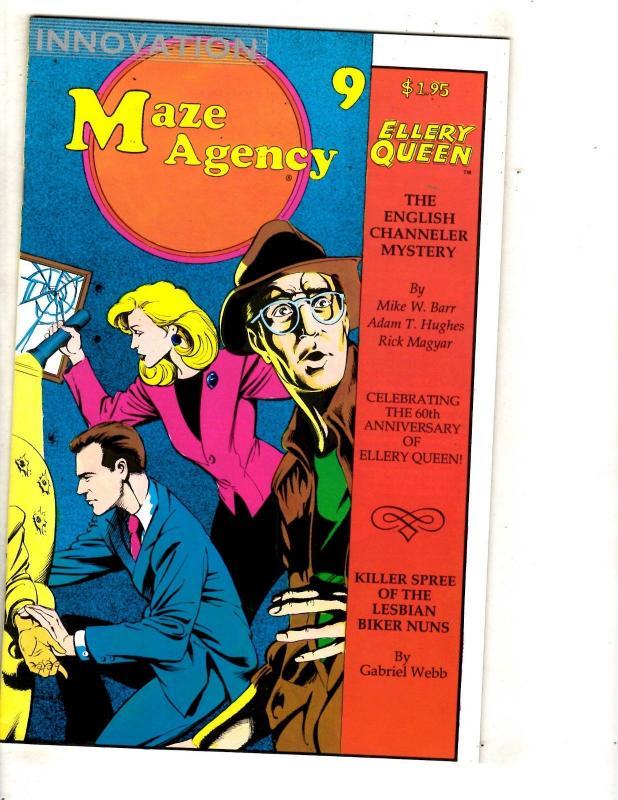10 Comics Bone 30 Illustrated Roswell 3 Maze 11 9 EMan 3 Woody 7 Shadow 1-3 J313