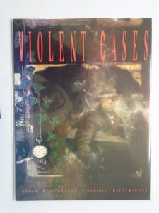 Violent Cases GN Kitchen Sink 10th Anniversary & (3rd) Edition #1, 6.0 (1991)