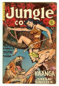 Jungle Comics 126   Fiction House