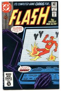 Flash #304 1981-First COLONEL COMPUTRON- DC Comics nm-