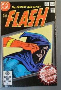 Flash (UK) #318   VF/Better     See Actual Photo