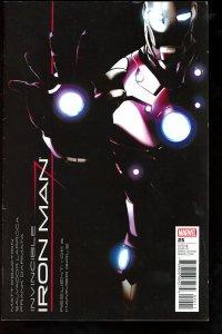 Invincible Iron Man #24 (2010)