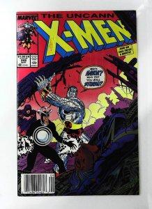 Uncanny X-Men (1981 series) #248, NM- (Actual scan)