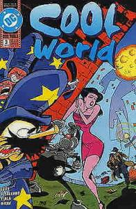 Cool World #3 VF; DC   save on shipping - details inside
