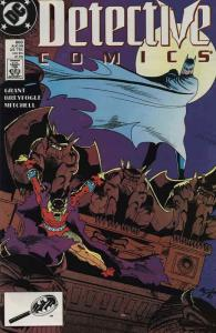 Detective Comics #603 VF; DC | save on shipping - details inside