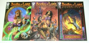 Books of Lore: Storyteller #1-3 FN/VF complete series - peregrine comics set 2