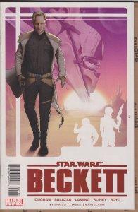 Star Wars Beckett #1