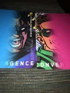 DC Convergence Green Lantern/Nightwing Variant Lot Mint