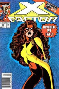 X-Factor (1986 series) #48, VF+ (Stock photo)