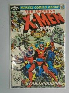 Uncanny X-Men #156 Direct edition 6.0 FN (1982 1st Series)