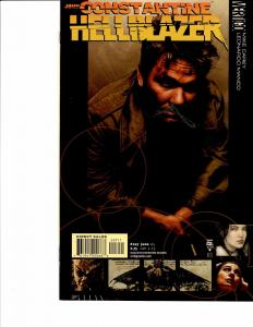 Lot Of 2 DC Comic Books Constantine Hellblazer #207 and Robin #114   ON3