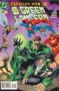 Green Lantern (1990 series) #64, NM- (Stock photo)