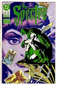 8 DC Comics Spectre # 6 2 3 5 3 + Orion 1 + Manbat 1 Heroes Against Hunger TD12