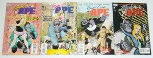 Angel and the Ape vol. 3 #1-4 VF/NM complete series - chaykin/art adams/vertigo