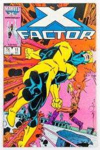 X-FACTOR #11, VF/NM, Simonson, Redemption, 1986, Marvel, more in store