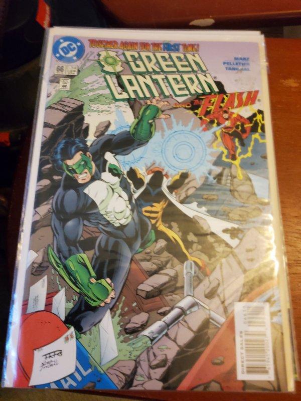 Green Lantern #66 (1995)