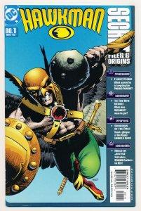 Hawkman Secret Files (2002) #1 NM