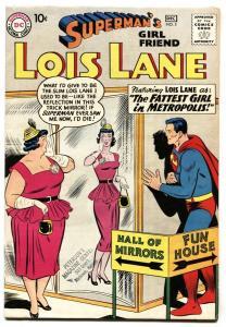 SUPERMAN'S GIRL FRIEND LOIS LANE #5-high grade DC-FN/VF